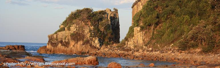 Crowdy Bay by winam