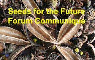 Forum communique