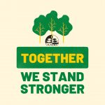 Stronger together image